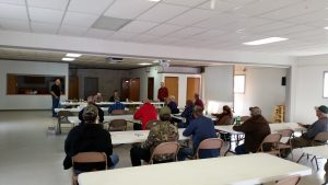 Spring Meeting Attendance in Sumner, Nebraska