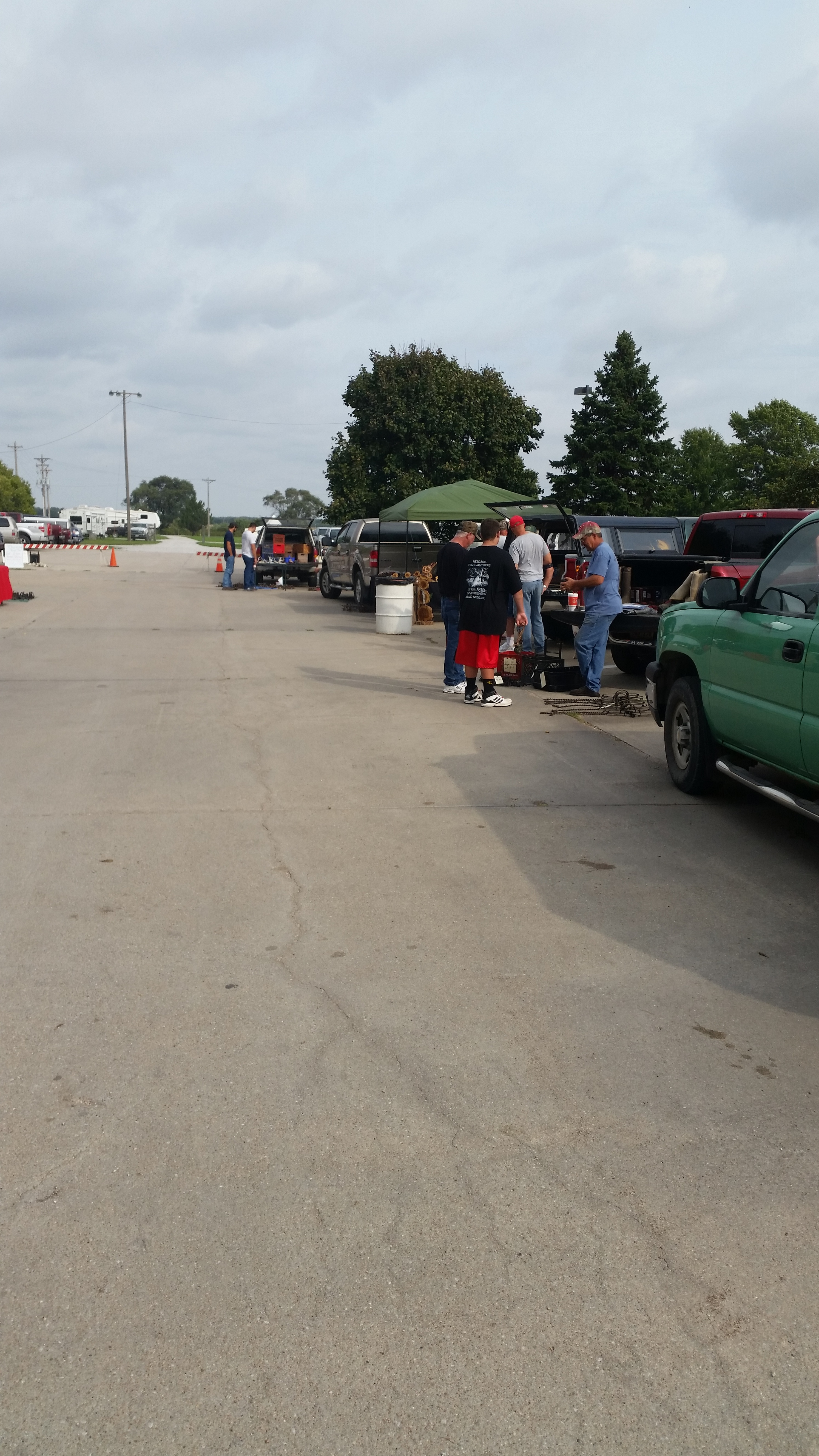 Tailgater Row