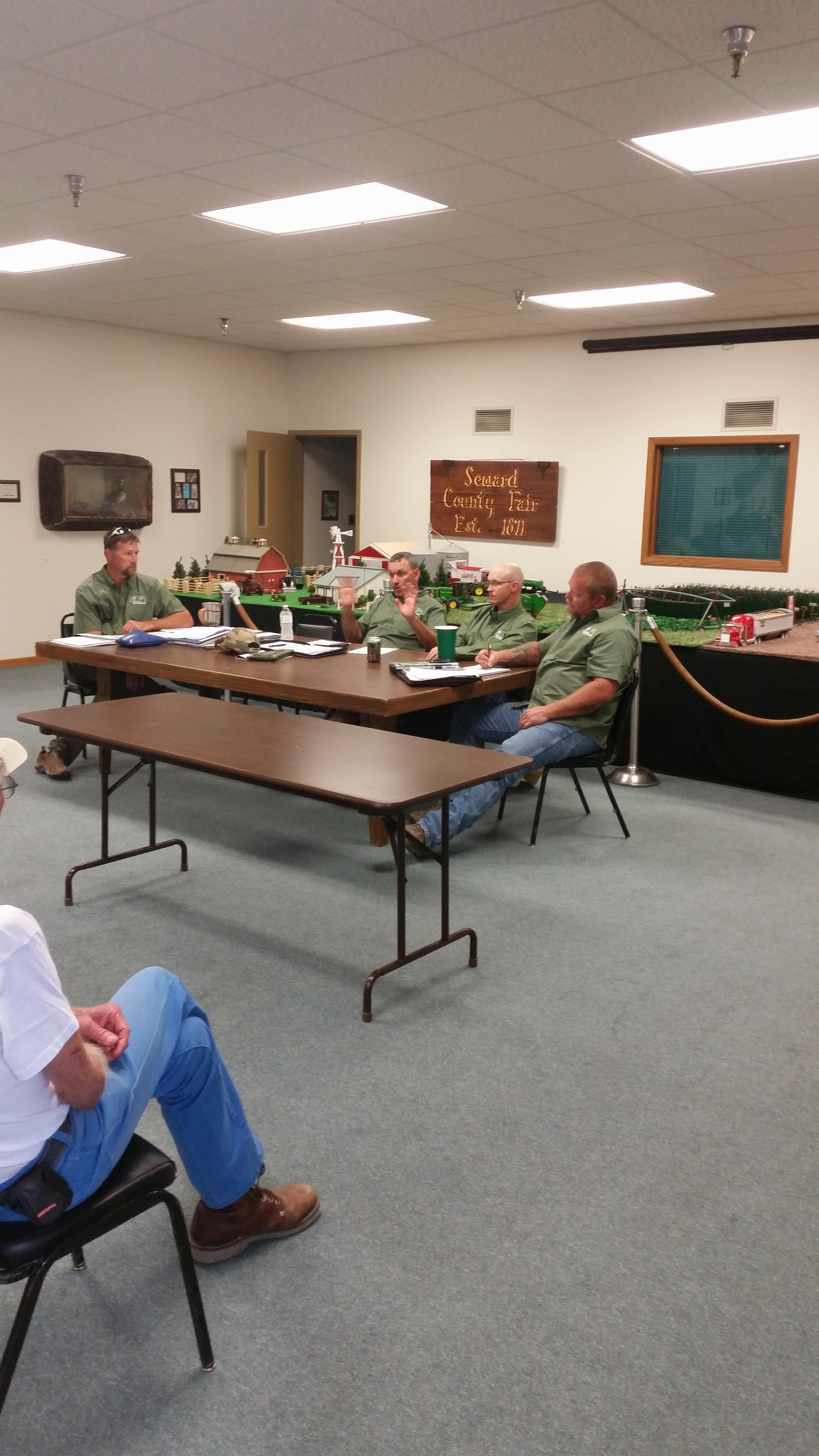 Nebraska Fur Harvesters Officers